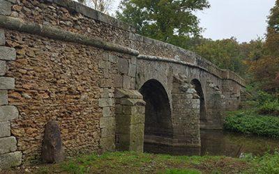 La rénovation du Pont des Romains Évry-Grégy