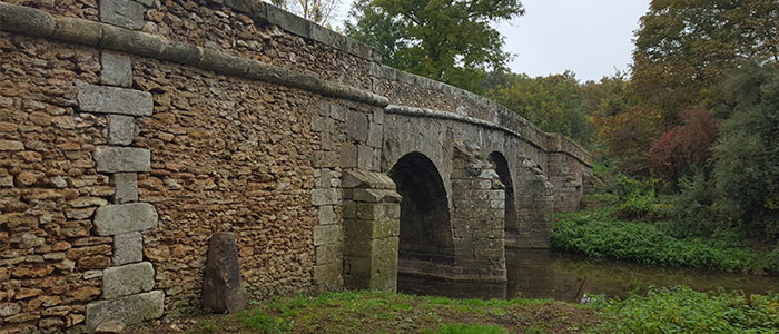 Actualité Initiatives77 : Rénovation du Pont de Romains à Évry-Grégy