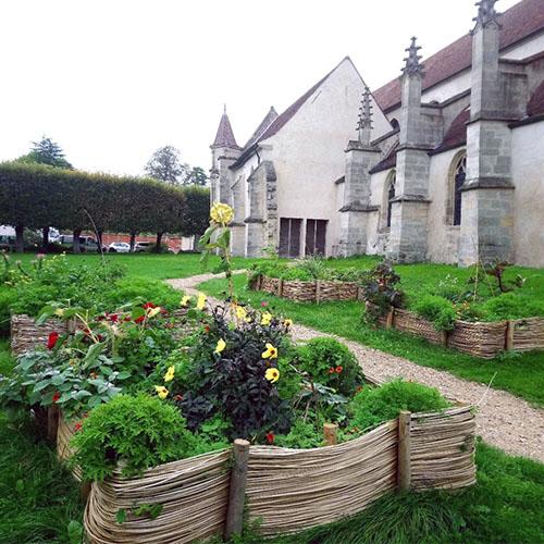 Initiatives77 - Création jardin des sens à Mitry Mory