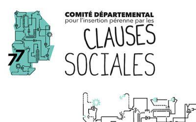 Le Comité Départemental pour l'insertion pérenne par les clauses sociales