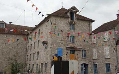 L'atelier du fil de l'emploi expose ses créations au festival du patrimoine «Emmenez-moi»