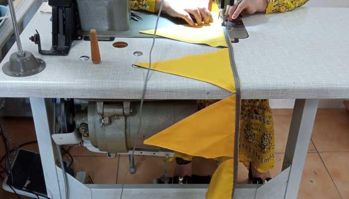 Collectivités locales : ACI Initiatives77 - Réalisation de petits travaux de couture à Nemours