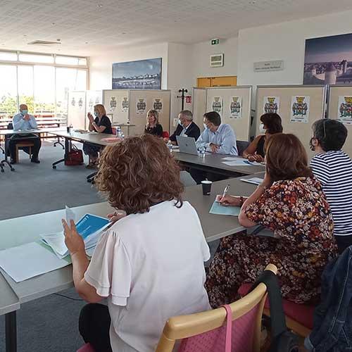 Initiatives77 - Assemblé générale du 06 septembre 2021